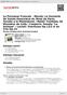 """Digitální booklet (A4) Le Parnasse Francais - Marais: La Sonnerie de Sainte-Genevieve du Mont de Paris; Sonata a la Marésienne / Rebel: Tombeau de Monsieur de Lully / Couperin: Sonata """"La Sultane"""" / Leclair: Overtures Op.13/2 & du Trio Op.14"""