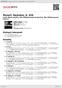 Digitální booklet (A4) Mozart:  Requiem, K. 626