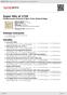 Digitální booklet (A4) Super Hits of 1720