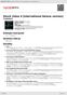 Digitální booklet (A4) Shock Value II [International Deluxe version]