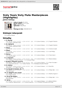 Digitální booklet (A4) Sixty Years Sixty Flute Masterpieces (Highlights)
