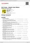 Digitální booklet (A4) Girl Crazy - Studio Cast Album