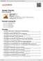 Digitální booklet (A4) Sweet Charity