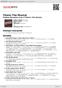 Digitální booklet (A4) Titanic-The Musical