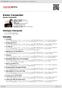 Digitální booklet (A4) Karen Carpenter