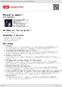 Digitální booklet (A4) Píseň o mušli