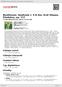 Digitální booklet (A4) Beethoven: Symfonie č. 4 B dur, Král Štěpán. Předehra, op. 117