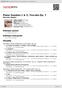 Digitální booklet (A4) Piano Sonatas 1 & 2, Toccata Op. 7