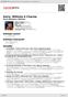 Digitální booklet (A4) Dóris, Miltinho E Charme