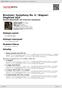 Digitální booklet (A4) Bruckner: Symphony No. 6 / Wagner: Siegfried Idyll