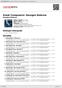 Digitální booklet (A4) Great Composers: Georges Delerue
