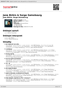 Digitální booklet (A4) Jane Birkin & Serge Gainsbourg