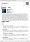 Digitální booklet (A4) Acoustic / Time