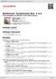 Digitální booklet (A4) Beethoven: Symphonies Nos. 4 & 6