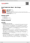 Digitální booklet (A4) Eule findet den Beat - Die Songs