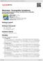 Digitální booklet (A4) Messiaen: Turangalila Symphony