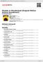 Digitální booklet (A4) Phoebe In Wonderland [Original Motion Picture Soundtrack]