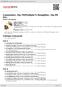 Digitální booklet (A4) Luonnotar, Op.70/Pohjola'S Daughter, Op.49 Etc.