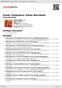 Digitální booklet (A4) Great Composers: Elmer Bernstein