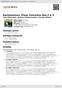 Digitální booklet (A4) Rachmaninov: Piano Concertos Nos.2 & 3