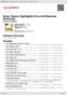 Digitální booklet (A4) Basic Opera Highlights-Puccini:Madama Butterfly
