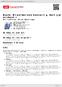 Digitální booklet (A4) Bach: Braniborské koncerty, Suity pro orchestr
