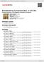 Digitální booklet (A4) Brandenburg Concertos Nos. 5 & 6, Etc.