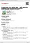 Digitální booklet (A4) Grieg: Peer Gynt Suites Nos. 1 & 2 / Nielsen: Aladdin Suite; Maskarade Overture