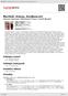 Digitální booklet (A4) Martinů: Ariane, Dvojkoncert
