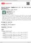Digitální booklet (A4) Beethoven: Symfonie č. 4 - 6, Coriolan - předehra