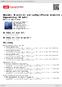 Digitální booklet (A4) Novák: Klavírní skladby (Písně zimních nocí, Vzpomínky, Mládí)