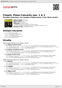 Digitální booklet (A4) Chopin: Piano Concerto nos. 1 & 2