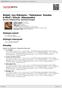 Digitální booklet (A4) Rebel: Les  Élémens / Telemann: Sonata e-Moll / Gluck: Alessandro