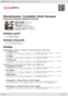 Digitální booklet (A4) Mendelssohn: Complete Violin Sonatas