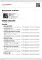 Digitální booklet (A4) Beaucoups Of Blues