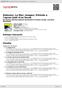 Digitální booklet (A4) Debussy: La Mer; Images; Prélude a l'apres-midi d'un faune