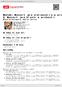 Digitální booklet (A4) Dvořák: Koncert pro violoncello a orchestr č. 2, Koncert pro klavír a orchestr
