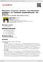 Digitální booklet (A4) Messiaen: Concert a quatre / Les Offrandes oubliées / Le Tombeau resplendissant / Un Sourire