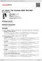 Digitální booklet (A4) J.S. Bach: The Sonatas BWV 963-968