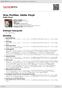 Digitální booklet (A4) Stax Profiles: Eddie Floyd