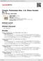 Digitální booklet (A4) Chopin: Polonaises Nos. 1-6; Piano Sonata No. 3