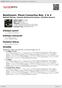 Digitální booklet (A4) Beethoven: Piano Concertos Nos. 2 & 4
