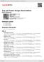 Digitální booklet (A4) Top 25 Praise Songs 2013 Edition