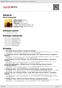 Digitální booklet (A4) Savera