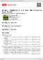 Digitální booklet (A4) Bizet: Symfonie č. 1 C dur Malá suita, Dětské hry, Vlast