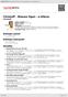 Digitální booklet (A4) Christoff - Blauwe Ogen -  e-Album