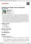 Digitální booklet (A4) Lindgrenová: Ronja, dcera loupežníka