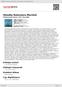 Digitální booklet (A4) Skladby Bohuslava Martinů