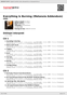 Digitální booklet (A4) Everything Is Burning (Metanoia Addendum)