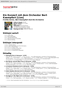 Digitální booklet (A4) Ein Konzert mit dem Orchester Bert Kaempfert [Live]
